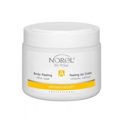 Aromatherapy Peeling do ciała cytrusowy, cukrowy 500ml