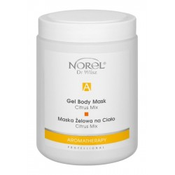 Maska żelowa na ciało Citrus Mix-Aromatherapy