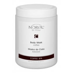 Maska żelowa na ciało kawowa-Coffee SPA