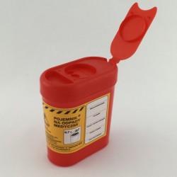 Pojemnik na odpady medyczne 0.7l