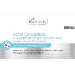 Meso Med Program- Aktywny koncentrat z niskocząsteczkowym kwasem hialuronowym