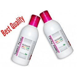 Remover Aceton do usuwania hybrydy - SIMPLY NAILS 100/500ml