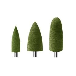 Polerka zielona wygładzająca - różne rozmiary