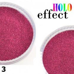 Efekt HOLO ozdoby - różne kolory