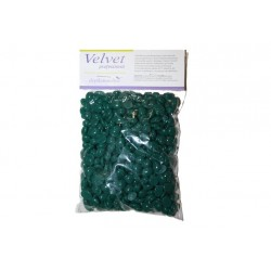 Wosk Twardy 1000ml Velvet Azulenowy