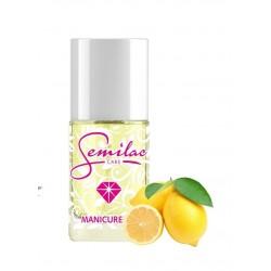 Semilac Manicure Oil Lemon 12ml