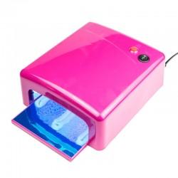 Lampa UV 36W kolor różowy