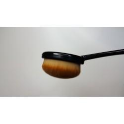 Pędzel do pyłu czarny -wąski