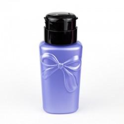 Butelką z pompką Kokarkda - fioletowa