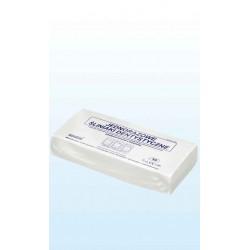 Śliniaki jednorazowe białe 50szt