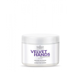 VELVETHANDS Peeling do dłoni 550g