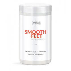 SMOOTHFEET Grejfrutowa sól do stóp 1500g