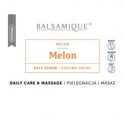 Alba Peeling solny Melon - pojemność 550g