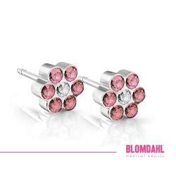 BLOMDAHL Rose-Crystal 5mm