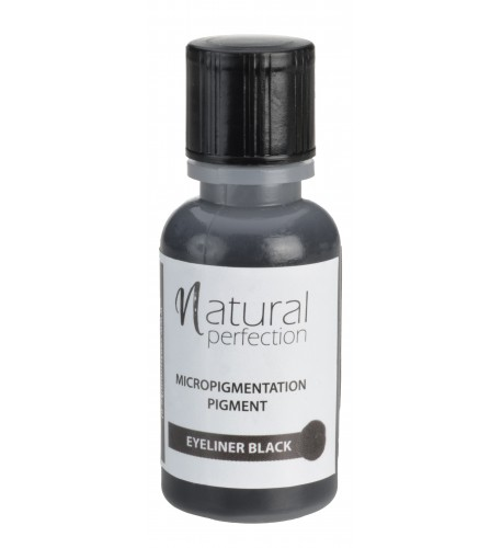 Barwnik Naturalny permanentny EYELINER BLACK 14ml