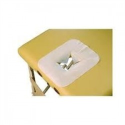 Pokrowec na wycięcie w stole do masażu