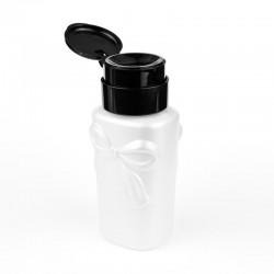 Butelka z pompką Kokarkda - czarna