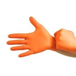 SUNNY ORANGE rękawice M