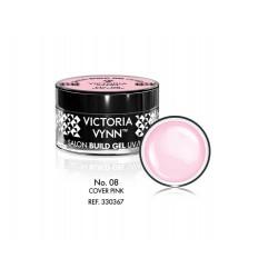 VV Build Gel 08 Pink Cover 15ml