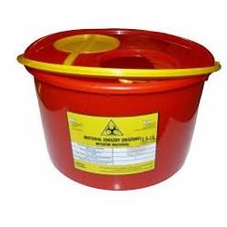 Pojemnik na odpady medyczne 3,5-4 l