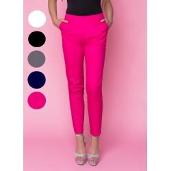 Rena Spodnie model 55 fuksja roz.44