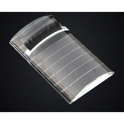 Szklany szlifowany holder 8x5x1,2cm