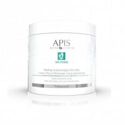 API-PODO Peeling oczyszczająco-nawilżający do stóp