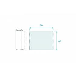 Podkład papierowy Szary 60cm/50m