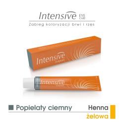 Henna w żelu INTENSIVE (popielaty) - 20 ml
