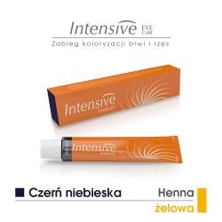 Henna w żelu INTENSIVE (niebieska czerń) - 20 ml