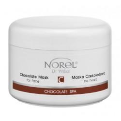Chocolate SPA Maska czekoladowa na twarz